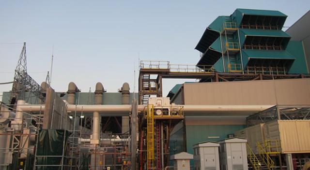 1 milyar dolarlık santral üretime başlıyor