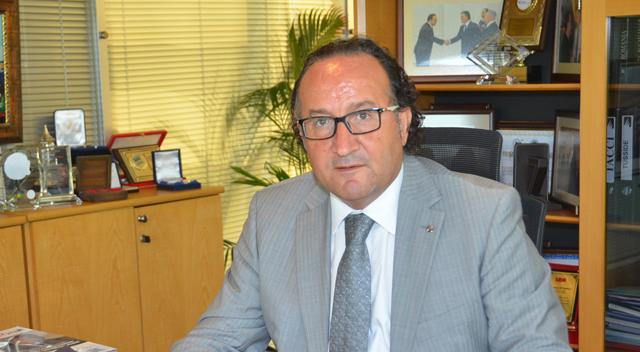 """""""Kocaeli Firmalarının Ağustos ayı Kapasite oranı yüzde 70,8 oldu"""""""