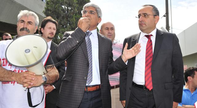CHP'li vekiller, Sanayi Bakanını göreve çağırdılar