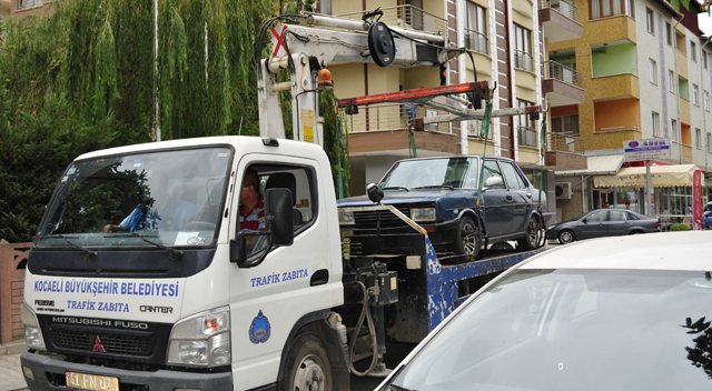 Büyükşehir'den trafiğe taşımalı çözüm
