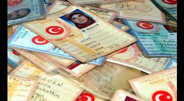 Kayıp nüfus cüzdanı kâbusuna son