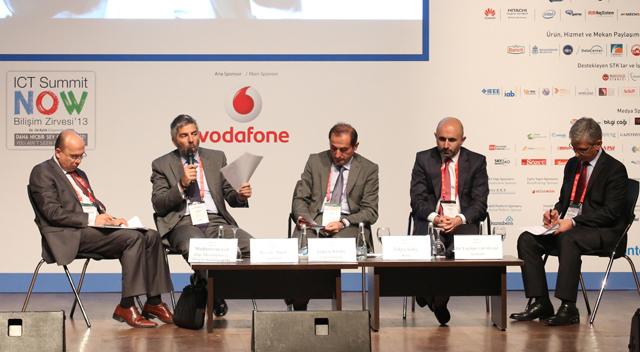 VODAFONE Sponsorluğundaki rekabet vizyonu konuşuldu