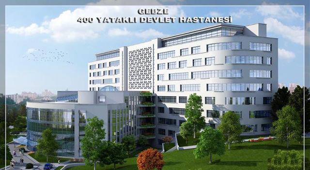 Fatih Devlet Hastanesi'nin ihalesi 11 Kasım'da