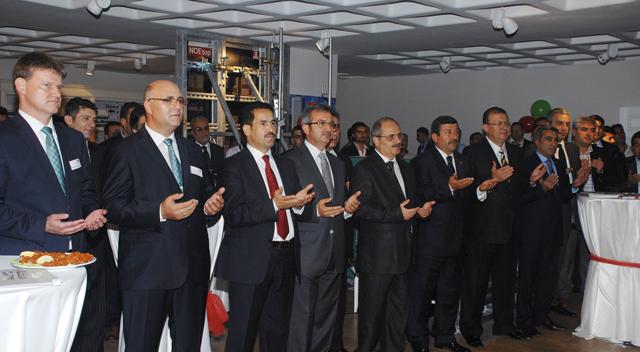 Alman firmadan Gebze'ye dev yatırım