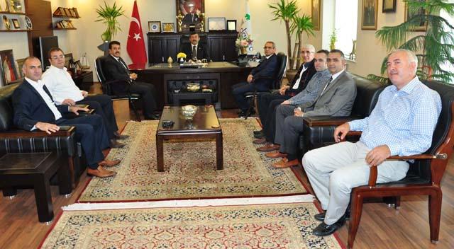 Kızılay Başkan Karabacak'a teşekkür etti