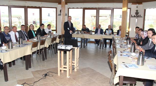 Çayırova Kent Konseyi genel kurul toplantısını gerçekleştirdi
