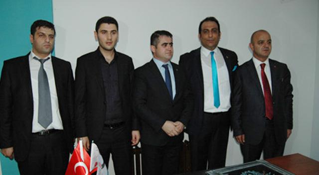 Arif Gülen Turkuaz Hizmet Merkezi'nin açılışını yaptı