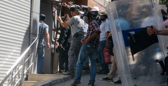 Kocaeli'de Gezi Parkı baskınları