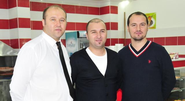 Avusturya'dan gelip Gebze'de restoran açtılar