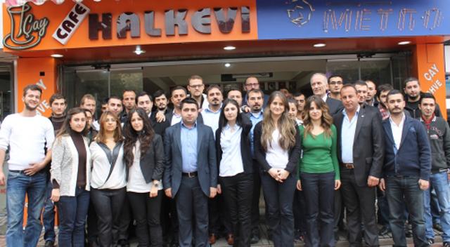 CHP'nin genç adayları kahvaltıda buluştu