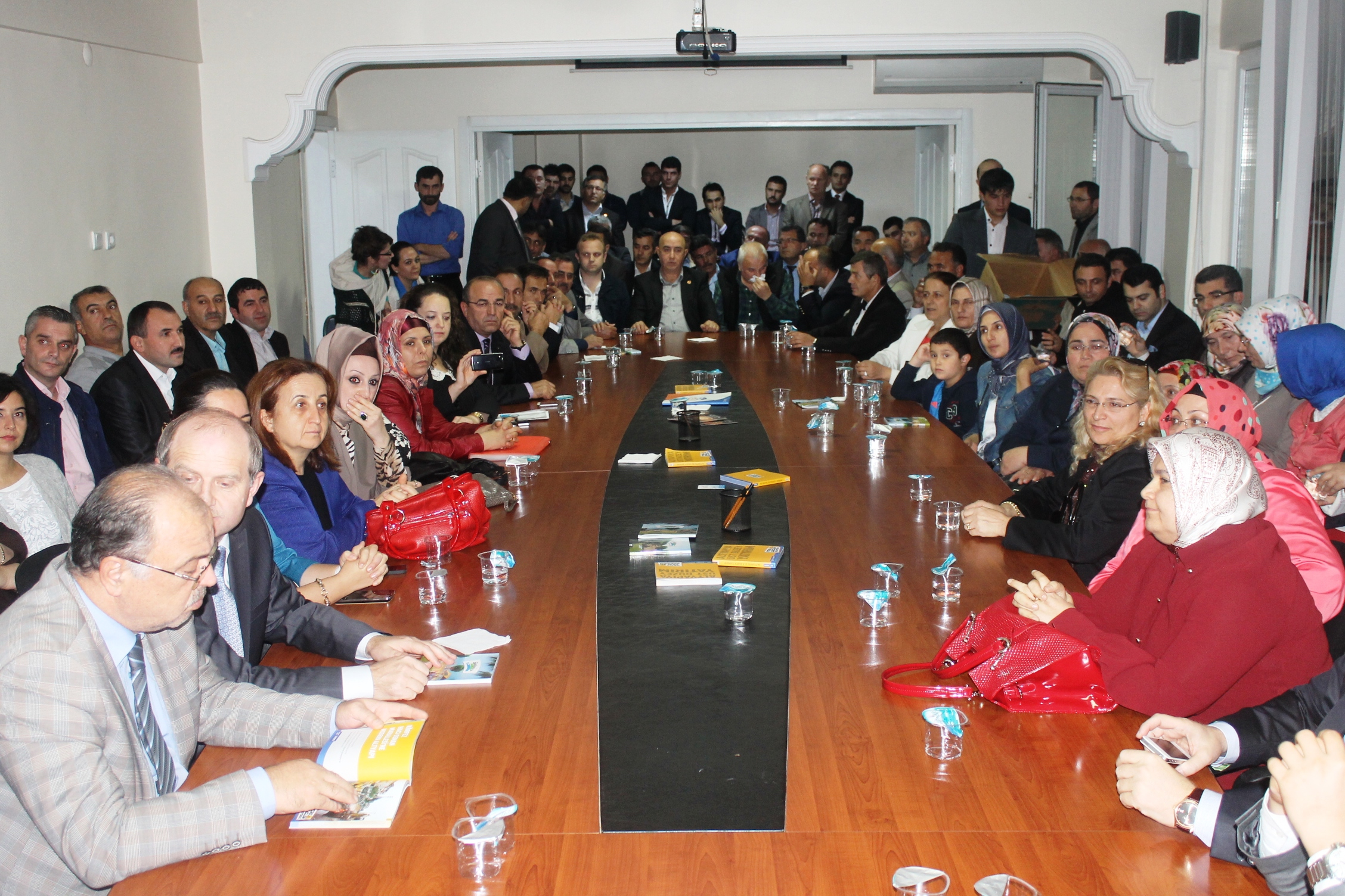AKP Gebze ilçe danışma meclisinde toplandı
