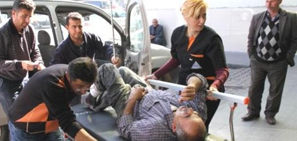 Bayramda 95 kişi yaralandı