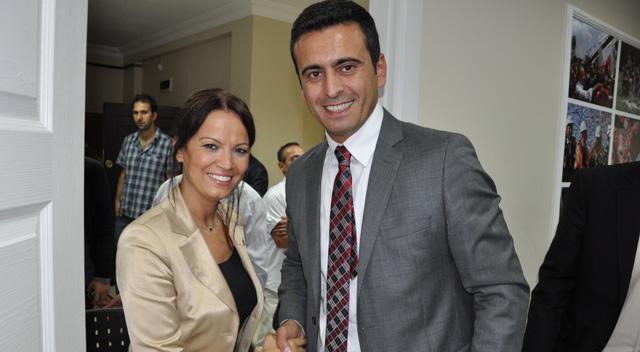 Aday adayları Törk'e başarılar diledi