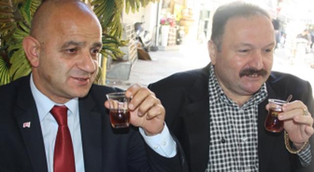 """MHP'den """"Bir çayını içelim"""" programına devam"""