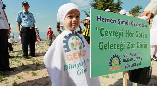 Gebze'nin çevreci fotoğrafları belirlendi