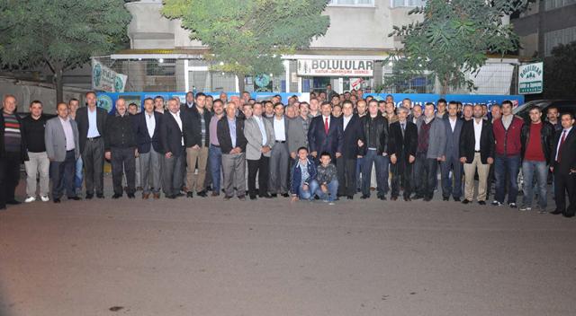 Başkan Karabacak STK'larla buluşmaya devam ediyor