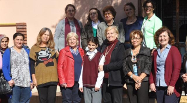 ÇYDD eğitim ve kültür evi açıyor