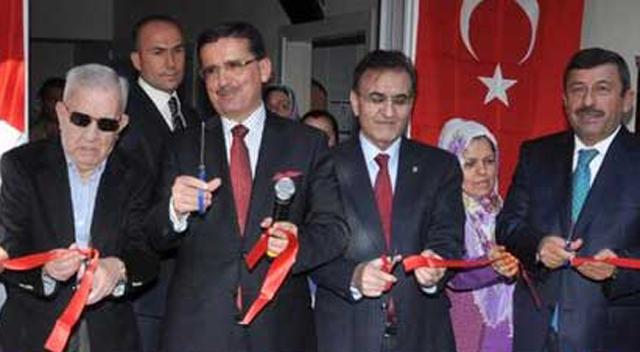 Sağlık merkezi ek binası açıldı