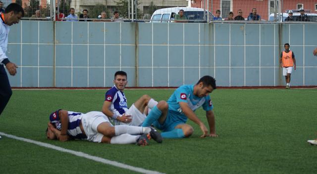 """""""KÖMÜR"""" GİBİ YANIYORUZ: 1-0"""