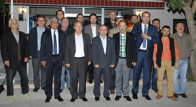 CHP'li vekiller Balkanlara gitti