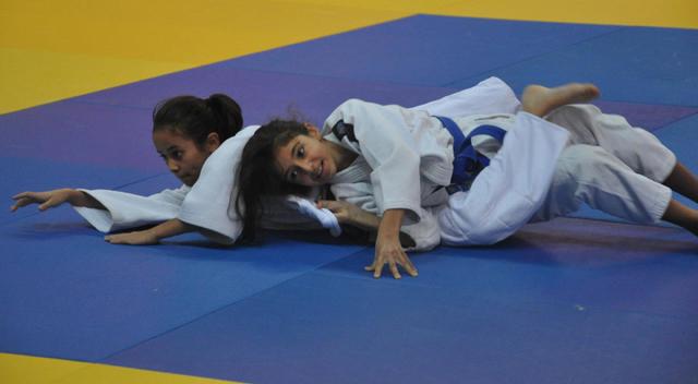 Minik Judocular, Cumhuriyet Kupasında Yarıştı