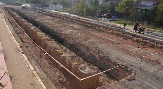Darıca Okul Caddesi'ne tünel