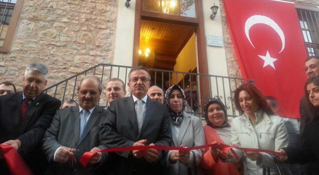 Türkiye Dil ve Edebiyat Derneği açıldı