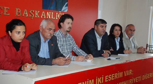 CHP Çayırova danışma kurulu toplandı