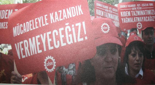"""""""77 yıllık bir hak gasp edilmek isteniliyor"""""""
