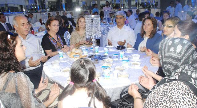 CHP Darıca'dan iftar