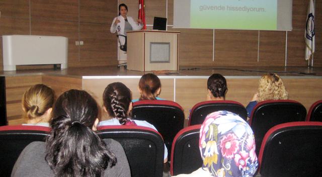 Farabi'de halk semineri