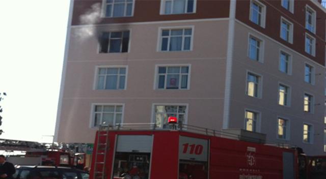 Gebze'deki yangın korkuttu