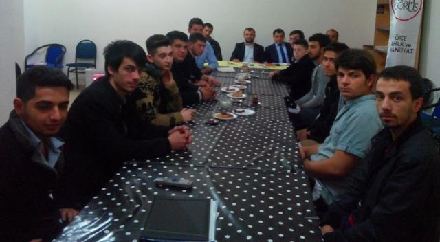 İnönü'de Saadet Gençliği