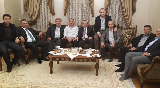 AKP Gebze'den  hacı ziyaretleri