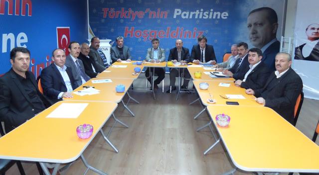 AKP Çayırova sandık çalışmalarına başladı