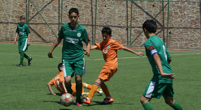 U-15 LERDE PLAY-OFF'TA
