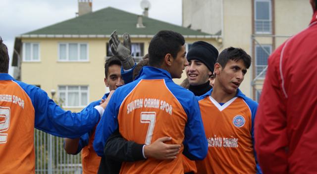 Sultanorhanspor play-off'lara hazırlanıyor