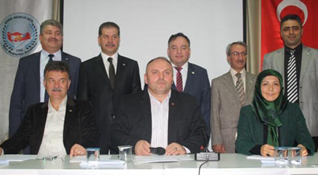 Büro Memur – Sen'de Türk seçilmiş başkan