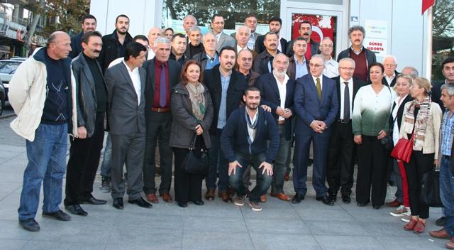 """Öğüt, """"Büyükşehir adayı içinde önseçim yapılmalı"""""""