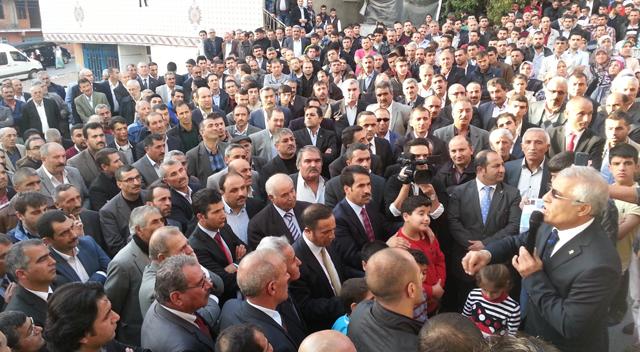 Halit Yaşar aday adaylığını açıkladı