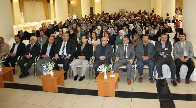 Hisar Koleji Mehmet Baki Öztürk'ü ağırladı