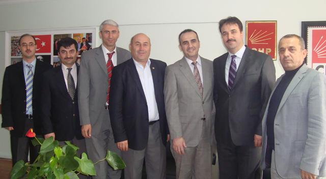 Dershanelerden CHP'ye teşekkür