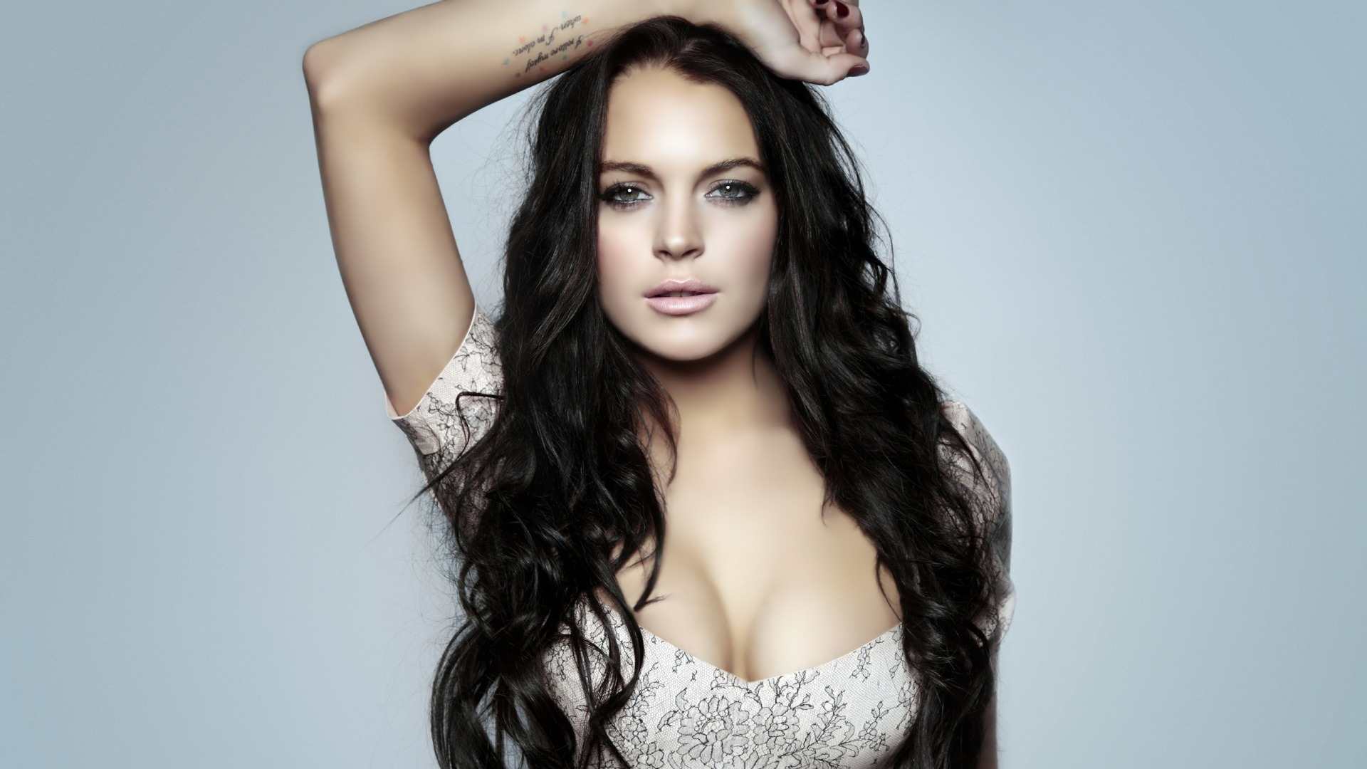 Lindsay Lohan haşema giydi