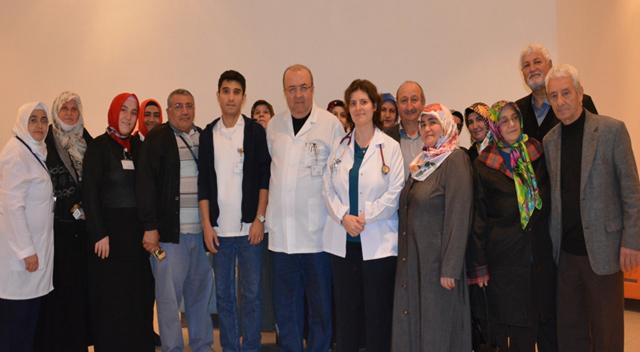 Farabi'de Diyabet Haftası etkinlikleri