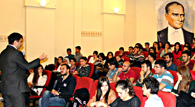 Kariyer Ve Girişimcilik Zirvesi GYTE'de gerçekleştirildi