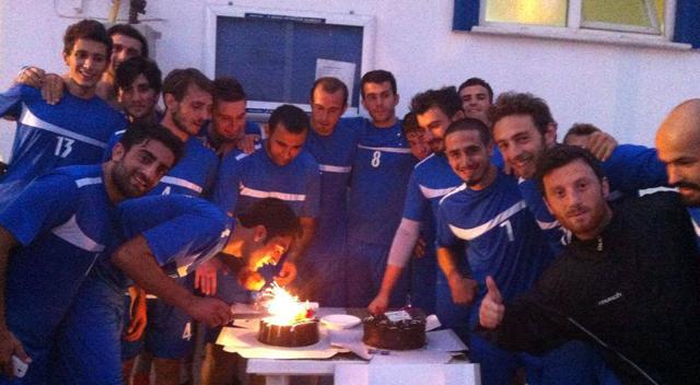 """Sultanorhanspor'da başarının sırrı """"Arkadaşlık"""""""