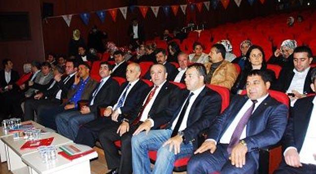 AKP Çayırova toplandı