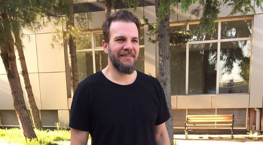 Oyuncu Tolga Karel serbest bırakıldı