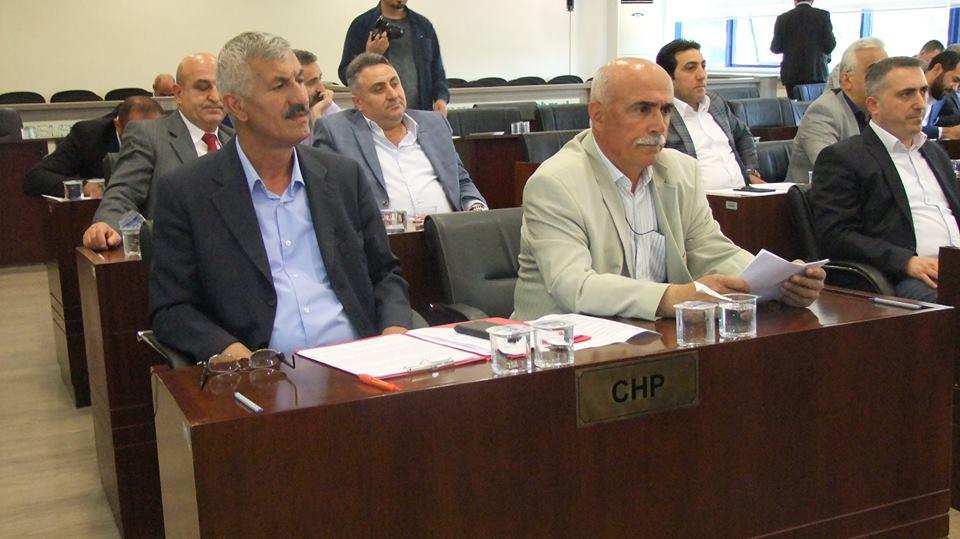 CHP'den arsa tepkisi