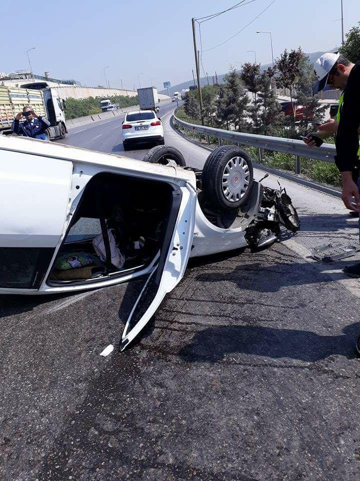 Vanlılar Dernek Başkanı kazada yaralandı